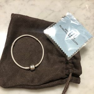 Pandora chain snake bracelet